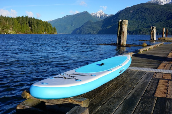 Wakooda LA 132 inflatable SUP