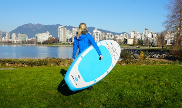 Wakooda inflatable SUP