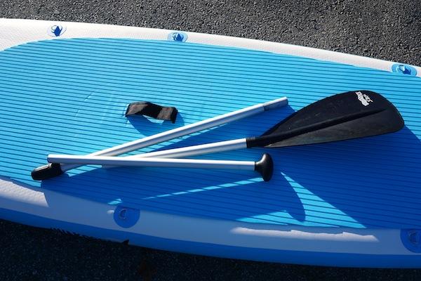 3-piece paddle