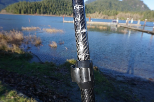soft edge paddle shaft