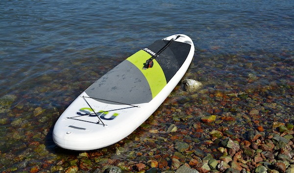NRS Imperial inflatable SUP