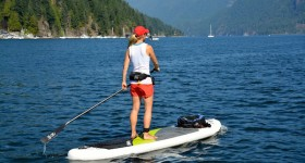 NRS Imperial Inflatable SUP Review