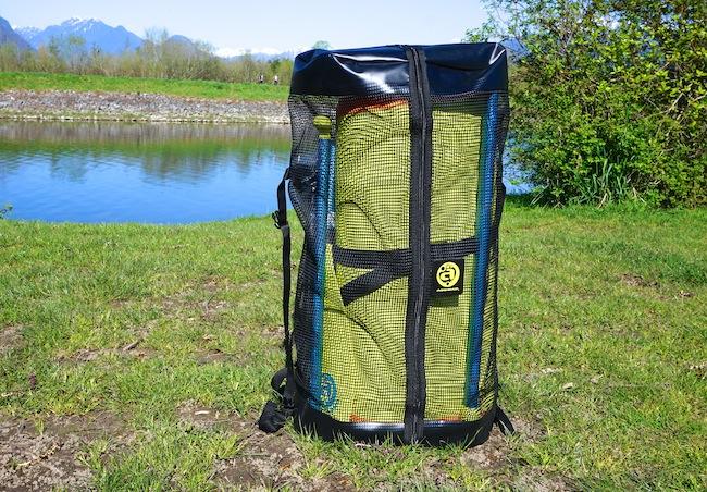 Airhead backpack
