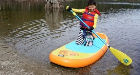 Airhead SUP Youth Paddle Review
