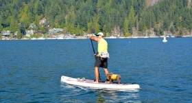 NRS Baron Inflatable SUP Review