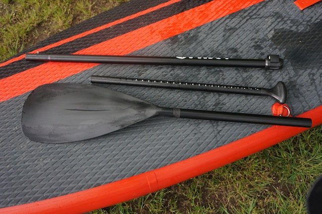 3-piece SUP paddle