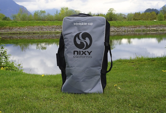 NIXY Sports backpack carry bag