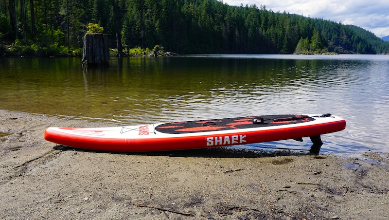 White Shark Touring SUP