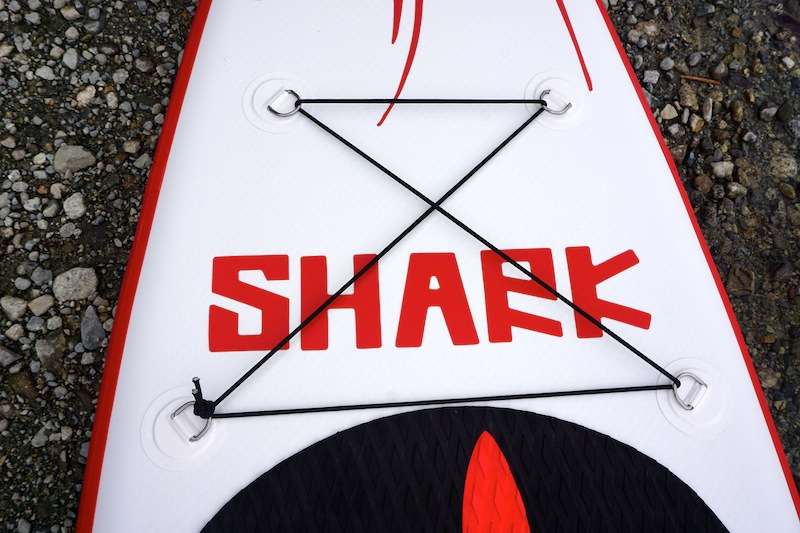 Shark SUP bungee cords