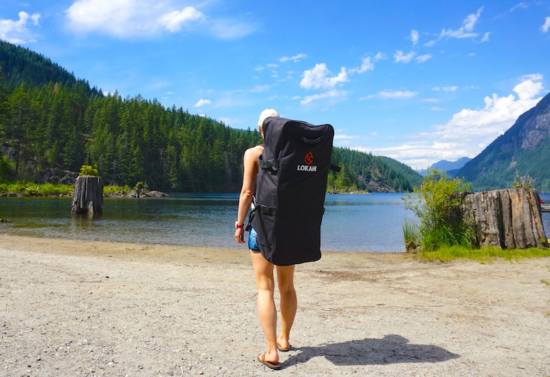 Lokai ISUP backpack