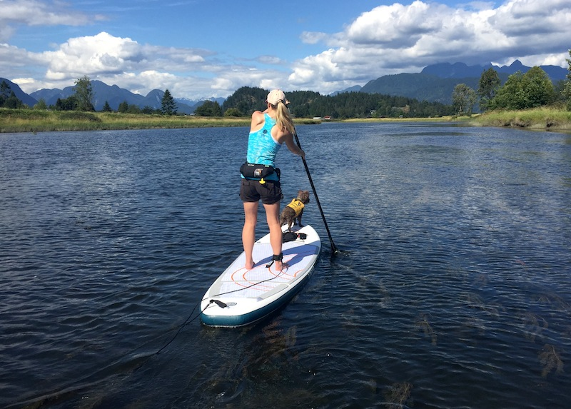 "Lokahi WE 10'6"" Water Explorer inflatable SUP"
