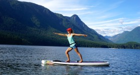 "NIXY 10'6"" Venice Yoga ISUP Review"