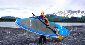Lightest Inflatable SUP's