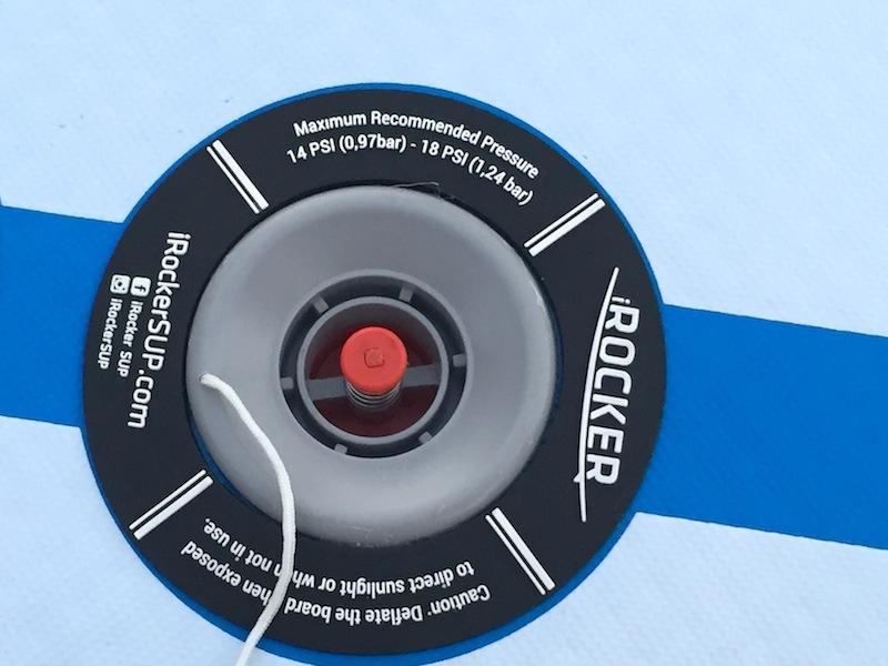 ISUP valve