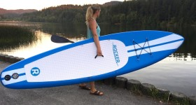 iRocker 11' Paddle Board Review