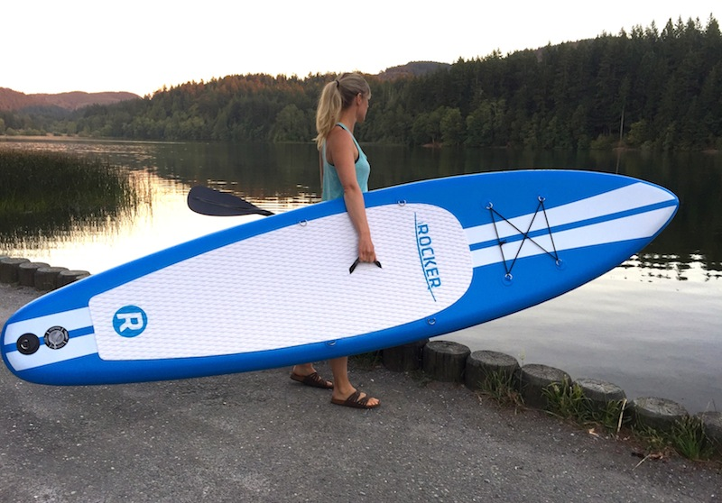 irocker paddle board