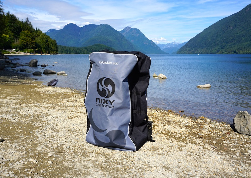 NIXY California SUP backpack