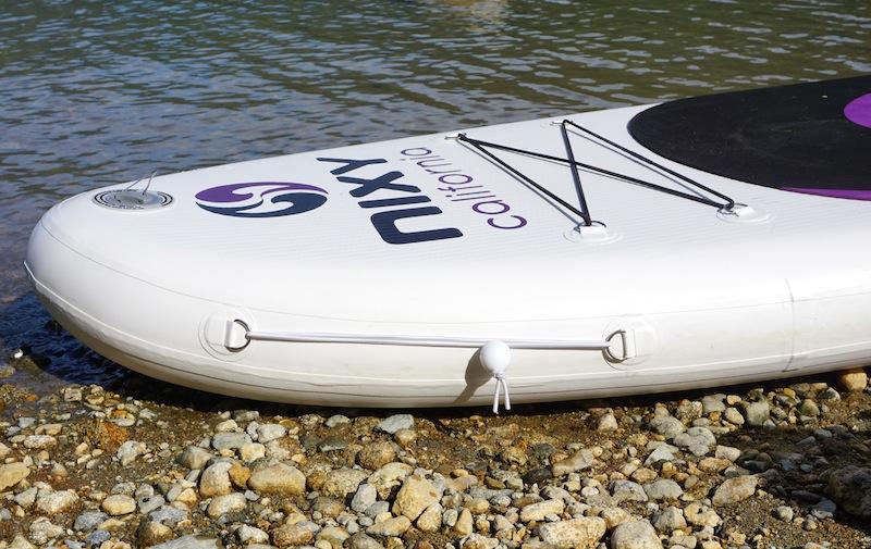 Nixy Venice yoga ISUP side paddle holder