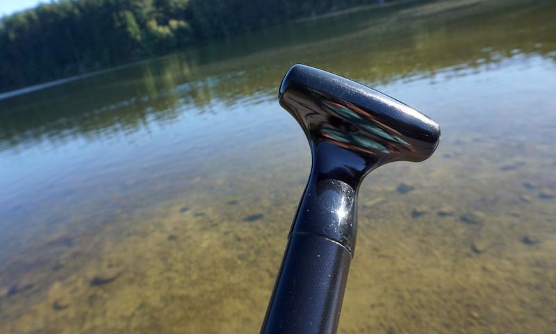 Werner SUP paddle handle