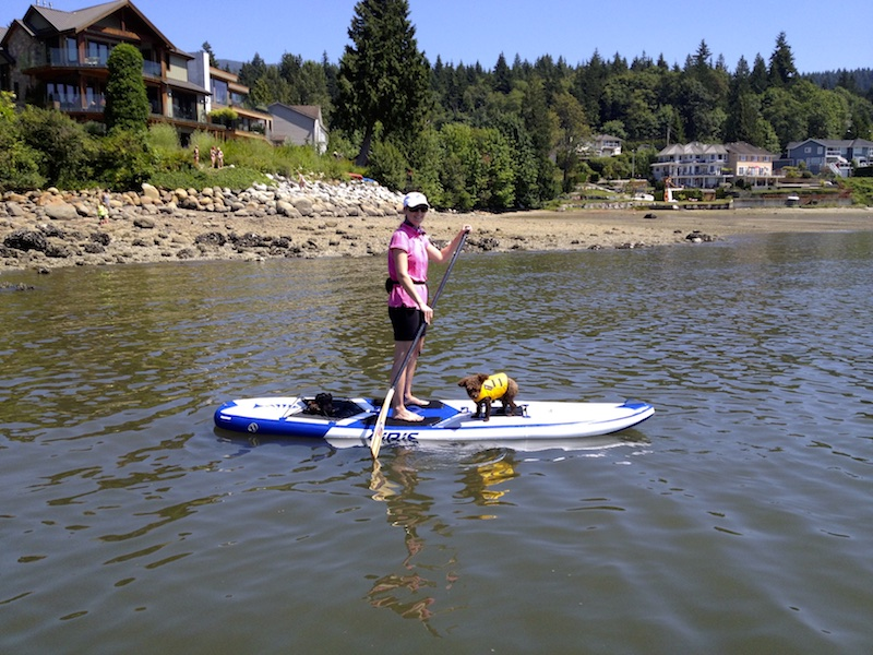 Airis Hardtop paddle board