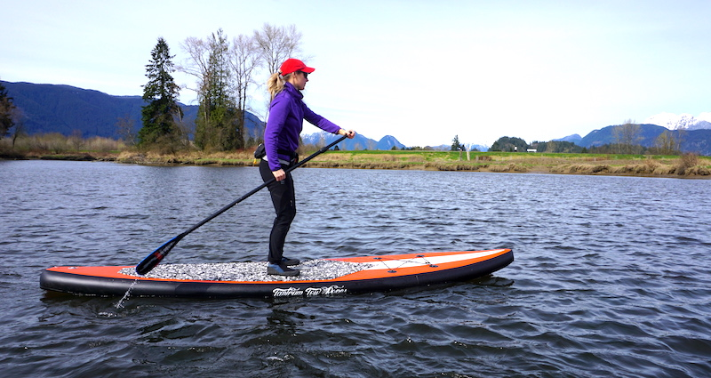 paddling Tantrum Tow Ropes ISUP & Paddle