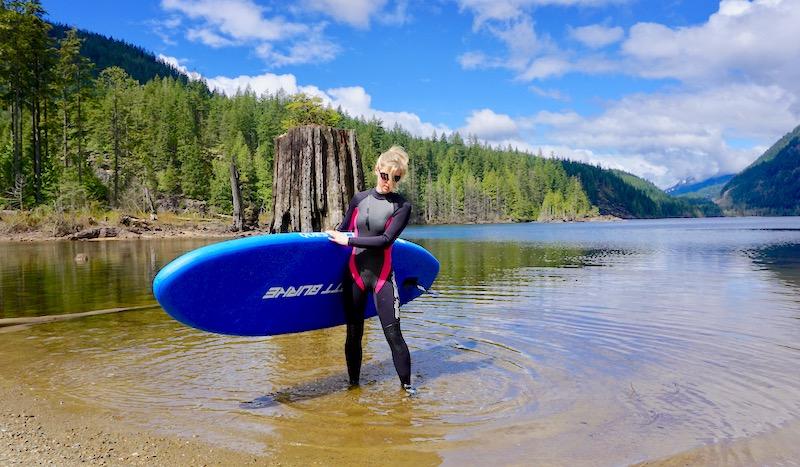 Tantrum Tow Ropes wetsuit