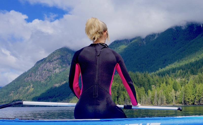 wetsuit for water sports