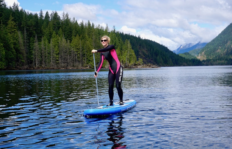Tantrum Tow Ropes 3mm neoprene wetsuit