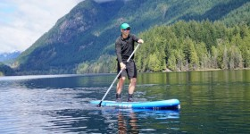 Burke 9' Quest Inflatable SUP Review