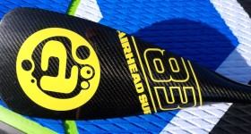 Airhead SUP Carbon SUP Paddle Review