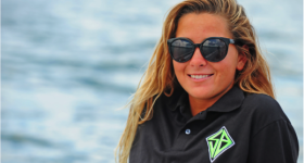 Keeper Sports Products Signs Pro Surfer Jazmine Dean