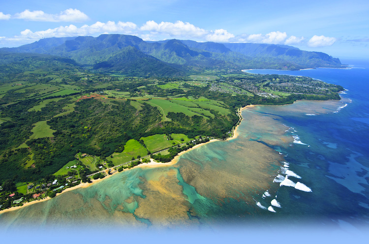 I Fly Directly Into Lihue Kauai And Then Drive Up To Princeville Or Hei Prefer The Northern Part Of Island For Unique Honopu Beach