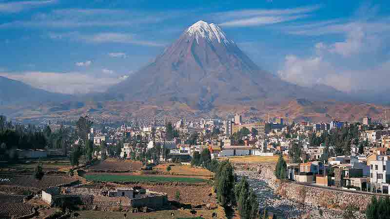 Travel Arequipa Peru