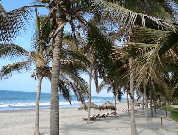 Macora Beach Peru