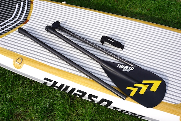 3-piece Thurso Surf stand up paddle
