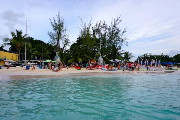 Paddle Barbados Dragon World Championships