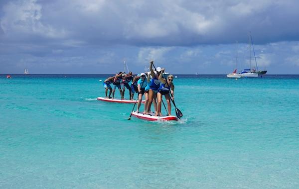 First ever Dragon World Championships in Carlisle Bay Barbados