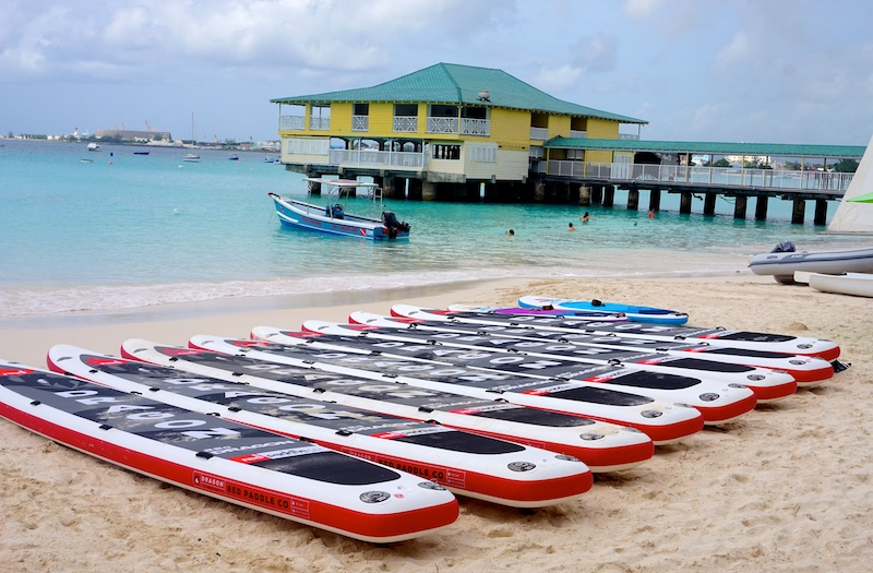 Dragon SUP Championships Barbados