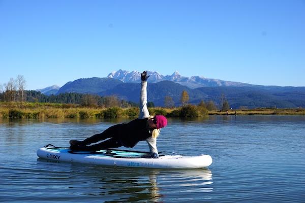 Nixy yoga inflatable SUP