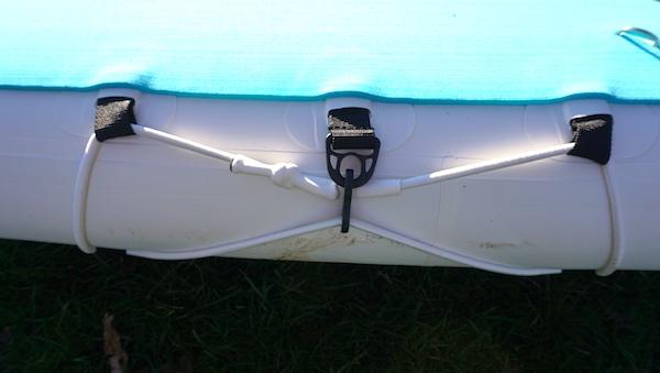 side paddle holder
