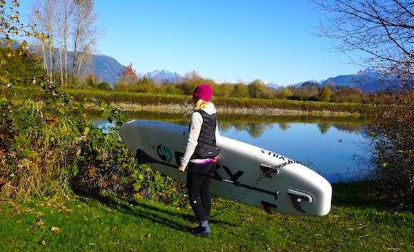 Nixy stand up paddle board