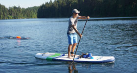 Hero SUP Spark Paddle Board 2019 In-Depth Review