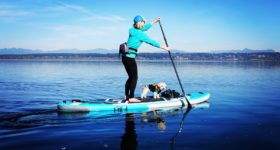 Gili 11′ Adventure Inflatable SUP Review