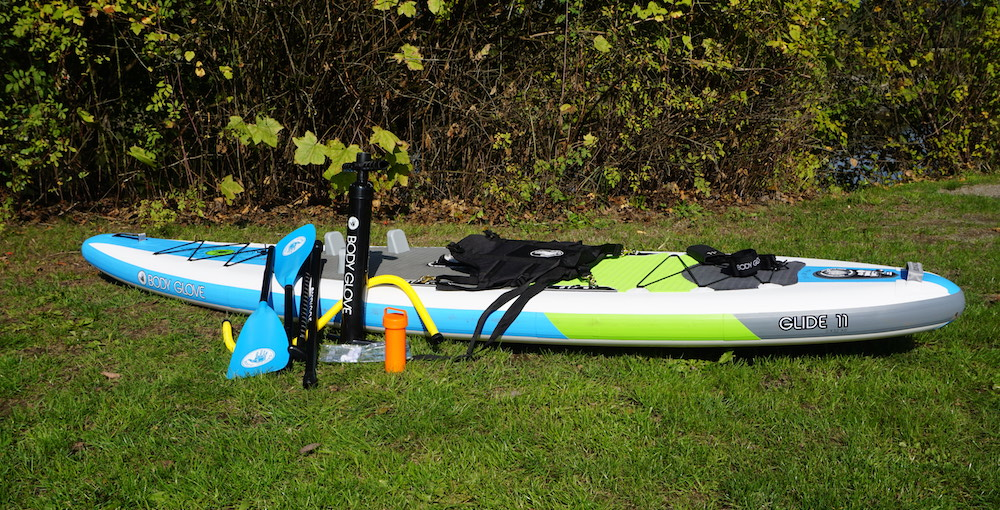 Body Glove Glide 11 Inflatable Kayak / SUP Review