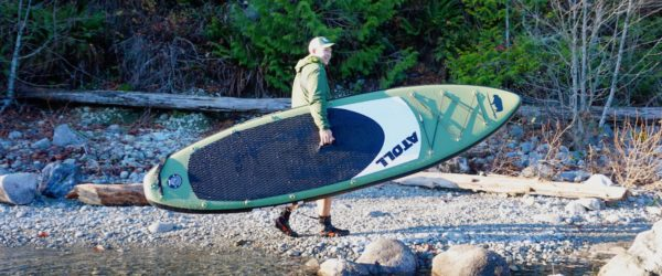 Atoll 11' Inflatable Paddle Board 2019 In-Depth Review