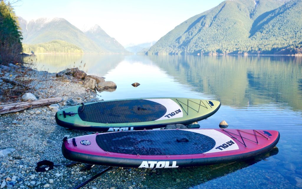 Atoll inflatable paddle boards