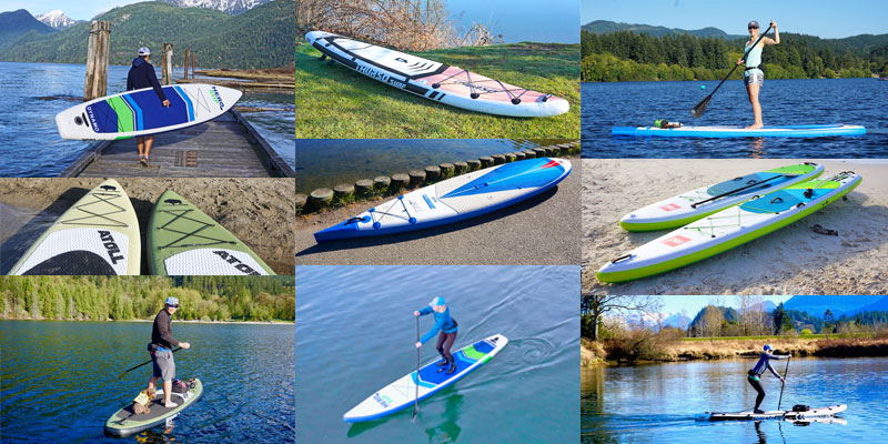 2019 best touring inflatable stand up paddle boards