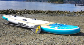 Thurso Surf Tranquility Yoga Inflatable SUP 2019 In-Depth Review