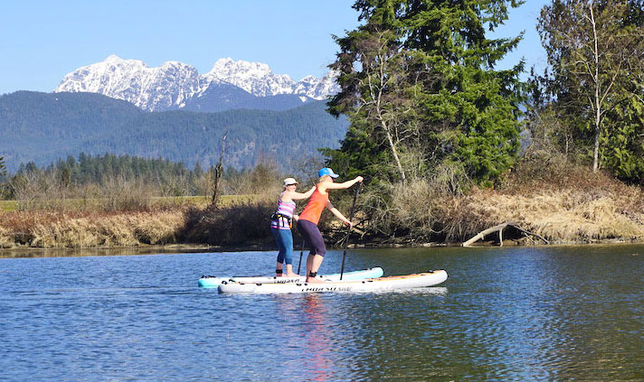 all-around paddle boards