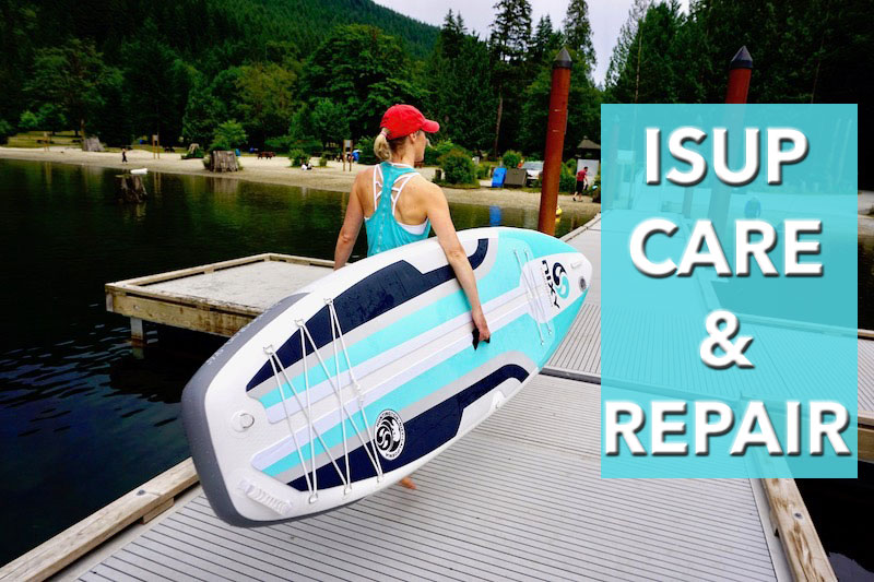 How To Care For Your Inflatable SUP